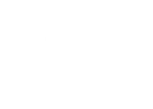 City of Manchester Gymnastics Logo