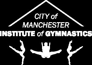City of Manchester Gymnastics Logo