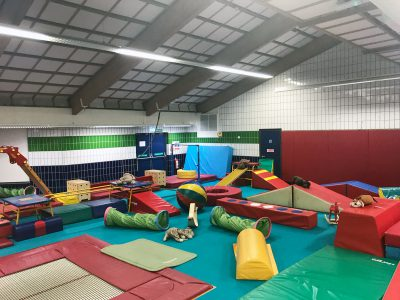 Toddler Gymnastics Young Kids Play Gym 1