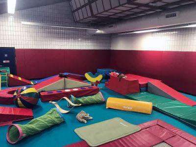 Toddler Gymnastics Young Kids Play Gym 3