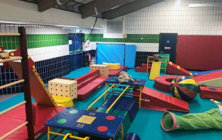Toddler Gymnastics Young Kids Play Gym 4