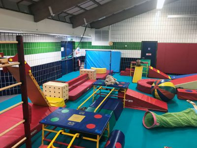 Toddler Gymnastics Young Kids Play Gym 4