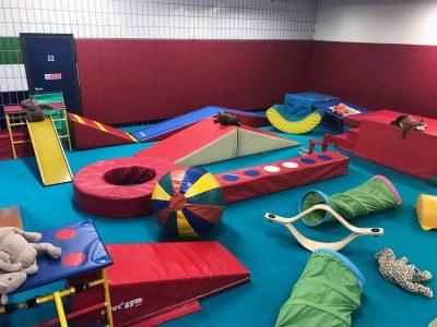 Toddler Gymnastics Young Kids Play Gym 5
