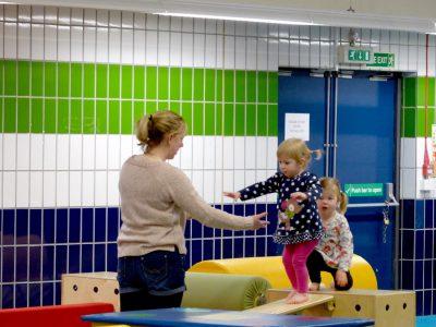 CMIG Parent and Toddler gymnastics