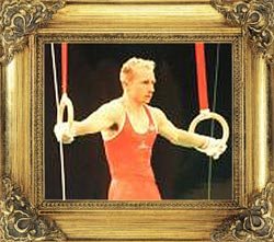 John Smethurst Gymnast