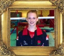 Stefanie Bowles Gymnast