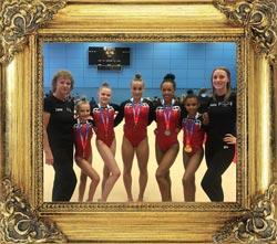 British Junior Team Silver medallists 2017