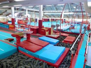 CMIG Main Gym